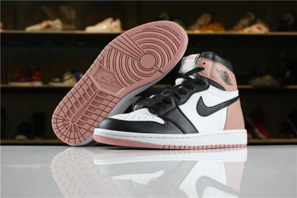 "Men' s Size Air Jordan 1 High OG NRG ""Rust Pink"" For Sale"