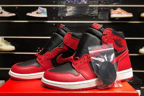 2020 Cheap Air Jordan 1 Retro High ' 85 Varsity Red BQ4422-600 For Sale