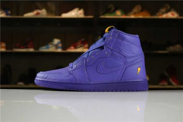 "New Air Jordan 1 Retro High OG Gatorade ""Grape"" Rush Violet AJ5997-555 For Sale"