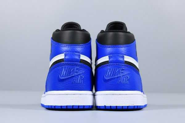 New Air Jordan 1 High Rare Air Soar Blue/Black-White 332550-400