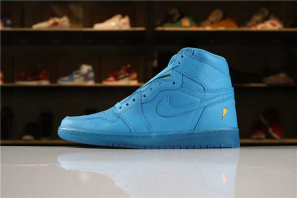 "New Air Jordan 1 Retro High OG Gatorade ""Blue Lagoon"" AJ5997-455 For Sale"