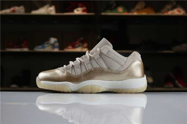 "2018 Air Jordan 11 Low ""Rose Gold"" AH7860-105 For Sale"