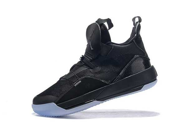 Mens Air Jordan 33 ' lack Ice' Basketball Shoes For Sale