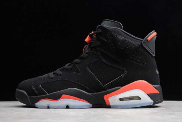 2019 Air Jordan 6 Retro Black Infrared OG 384664-060