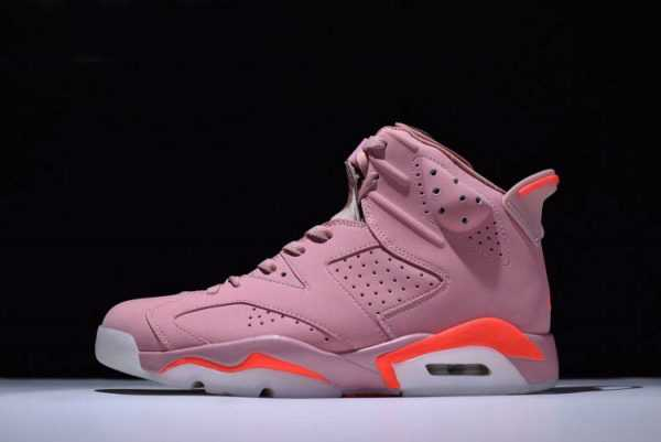 2018 Aleali May' Air Jordan 6 Retro ' illennial Pink' For Sale