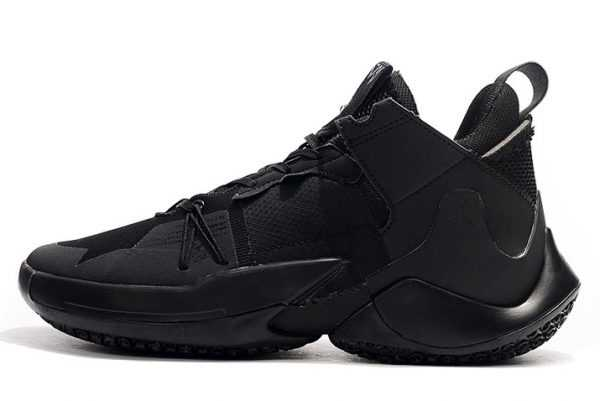 Jordan Why Not Zer0.2 SE ' riple Black' On Sale