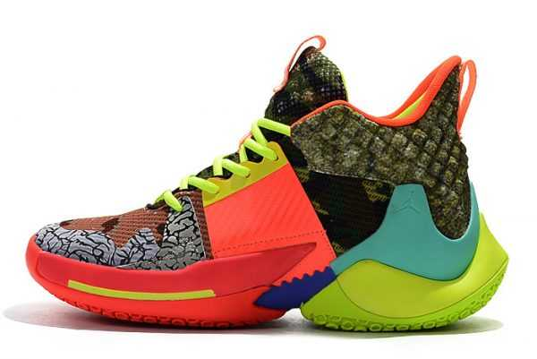 Jordan Why Not Zer0.2 All-Star Camo Green Red CI6875-300