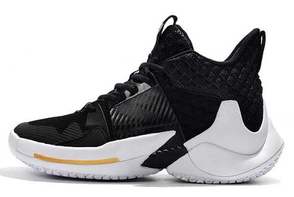 Jordan Why Not Zer0.2 ' he Family' Black/White For Sale BV6352-001